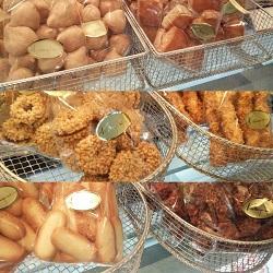 洋菓子のカワグチのクッキー